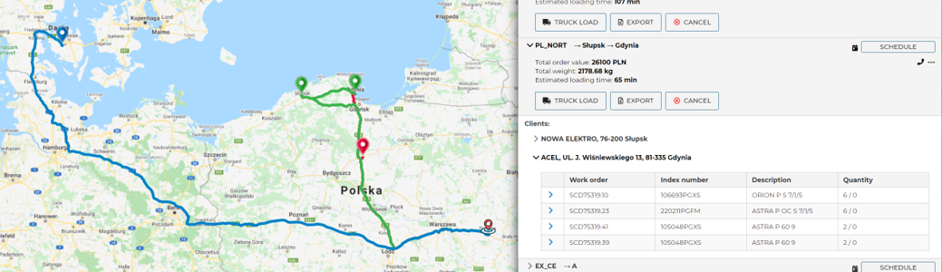 DeliverM8 – Packaging and transport management